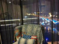 全江景房 滨江华城B区126平米 3室2厅2卫 87万元 可以按揭