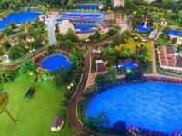 江油唯一园林式公寓,青龙湖公寓 占地面积300亩,赠送15平的开心农场