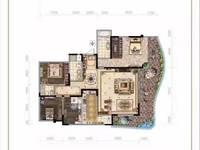 出售明月岛 阅江山4室2厅2卫162平米72万住宅