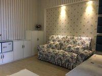 宏安熙瑞城,一室精装,家具家电齐全拎包入住。