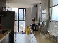联想科技城楼王 朝中庭 使用面积有200多平 地暖中央空调都有 智能小区