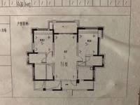 出售香榭国际3室2厅2卫107平米64万住宅