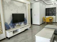 龙湾半岛3室2厅1卫56万全新装修电梯五楼可按揭满两年