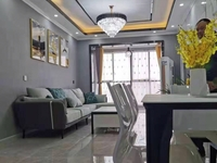 江景小区,电梯,全新,现代时尚,漂亮装修,超大中庭,环境优美,空气清新,拎包入住
