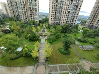 稀缺江景小区,公园一样的小区环境,电梯,3房,黄金楼层,全新,精装修,拎包入住!