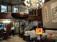 三桥片区明月岛品质小区别墅豪华装修中央空调地暖房东诚心出售可谈