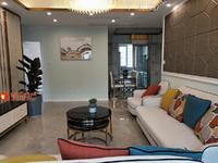 三桥最高品质楼盘,御翠豪庭豪华精装大三室双卫,家具家电齐全,视野采光均为超一流