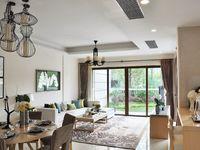 江油高端别墅区,卖一层的价送2层,看房方便能按揭,明月岛旁环境优美
