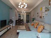 滨江华城片区精装房 只住了半年 全屋品质家具家电 价格看上可谈 随时看房哦