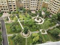 最新,中央大道,20多平超大赠送,大3房,2卫,超大中庭,环境优美,全新,精装修