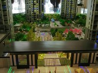 西山片区电梯,品润枫景壹赠送面积大,得房率高,四室两厅两卫。