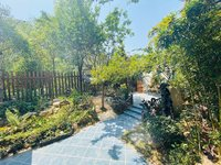 洋房带140平花园豪华装修!