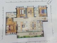 出售置信花园城4室2厅2卫132平米58万住宅