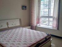 出租如意花园A区电梯三楼3室2厅2卫,拎包入住,家具家电齐全。