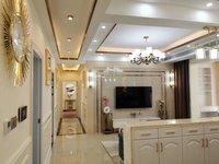 香榭国际豪装四室三卫,楼王户型经典双主卧,满二年,使用面积180平!可按揭