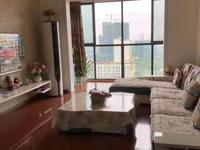 西山片区香港名城,精装电梯房,采光极好,中间楼层。