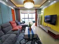 二桥片区滨江华城大3室,2个大阳台采光安逸得很,无敌视野,精装修