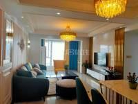 三桥片区上海城三期,产权118.46平 赠送一共130。定制家具品牌家电。