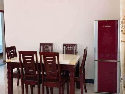 903医院附近 圣名公馆B区 3室电梯精装房 家电家具齐全 拎包入住