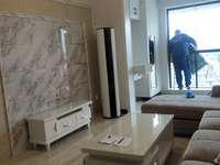 中央大道两室精装带三个空调出租