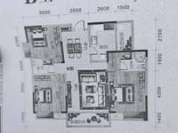 出售滨江华城3A区3室2厅2卫120平米64万住宅