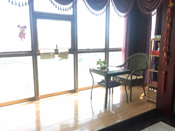 二桥片区老期房!一线江景房,电梯高层单价5380,精装修拎包入住