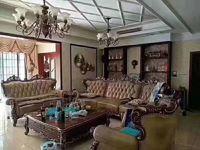 西山片区前后带花园的洋房,房子豪华装修拎包入住,首付三成买洋房,房东诚心出售