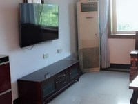 3楼学区房!!文化街小学附近 河景花园 家电家具齐全 拎包入住 2个空调
